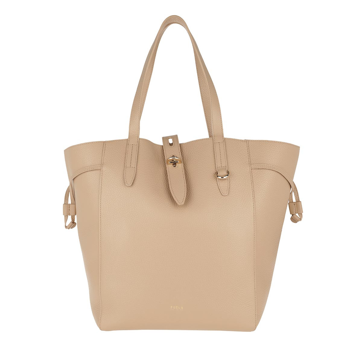 Furla Shopper - Net L Tote Sand - in beige - für Damen