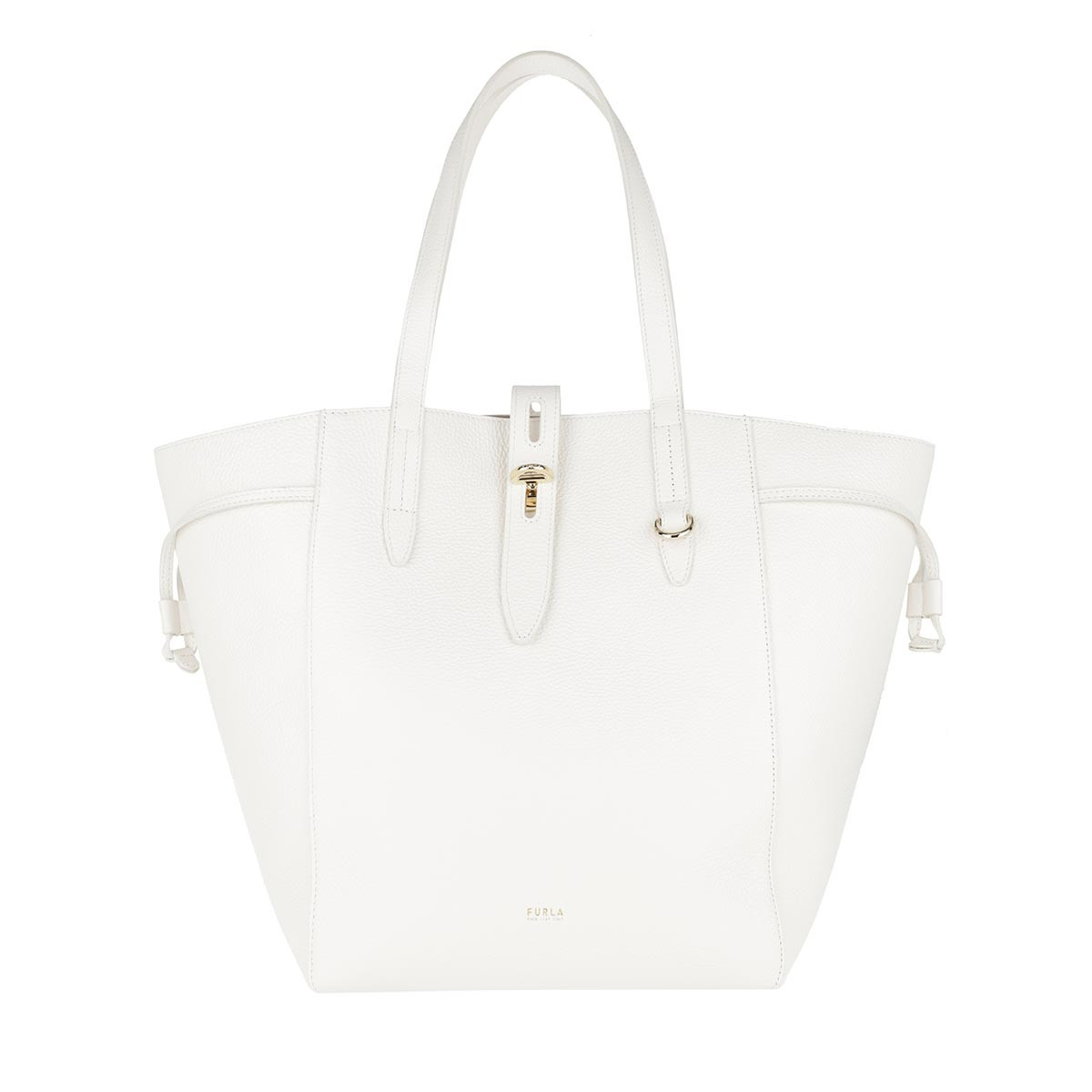 Furla Shopper - Net L Tote Talco - in weiß - für Damen
