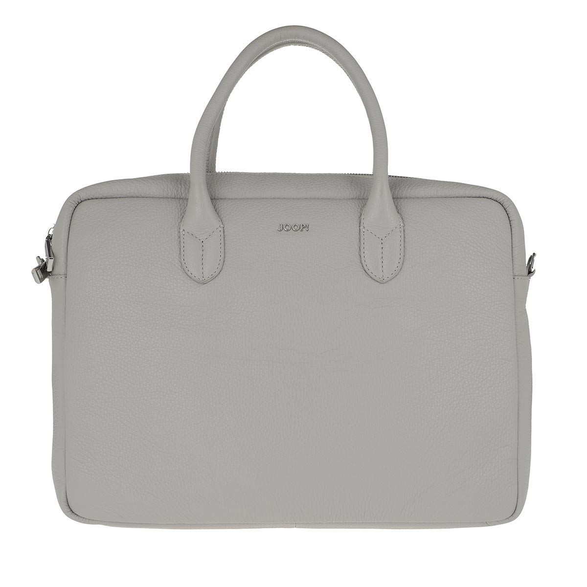 JOOP! Aktentasche - Chiara Hanni Business Shopper Lightgrey - in grau - für Damen