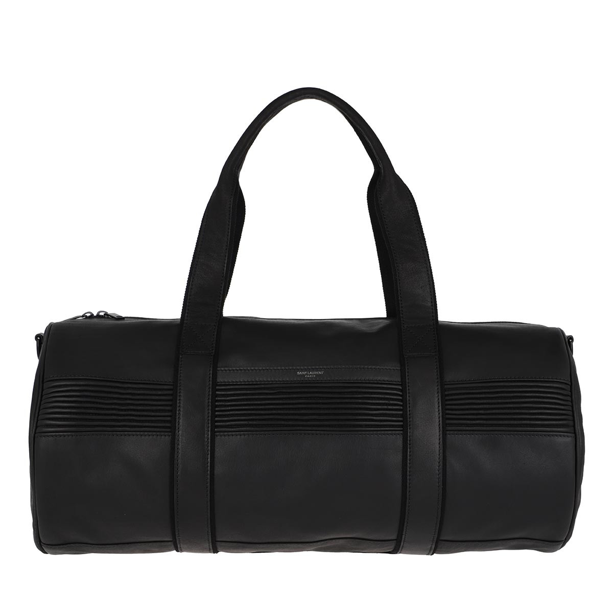 Saint Laurent Reisetasche - Noé Sport Bag Smooth Leather Black - in schwarz - für Damen