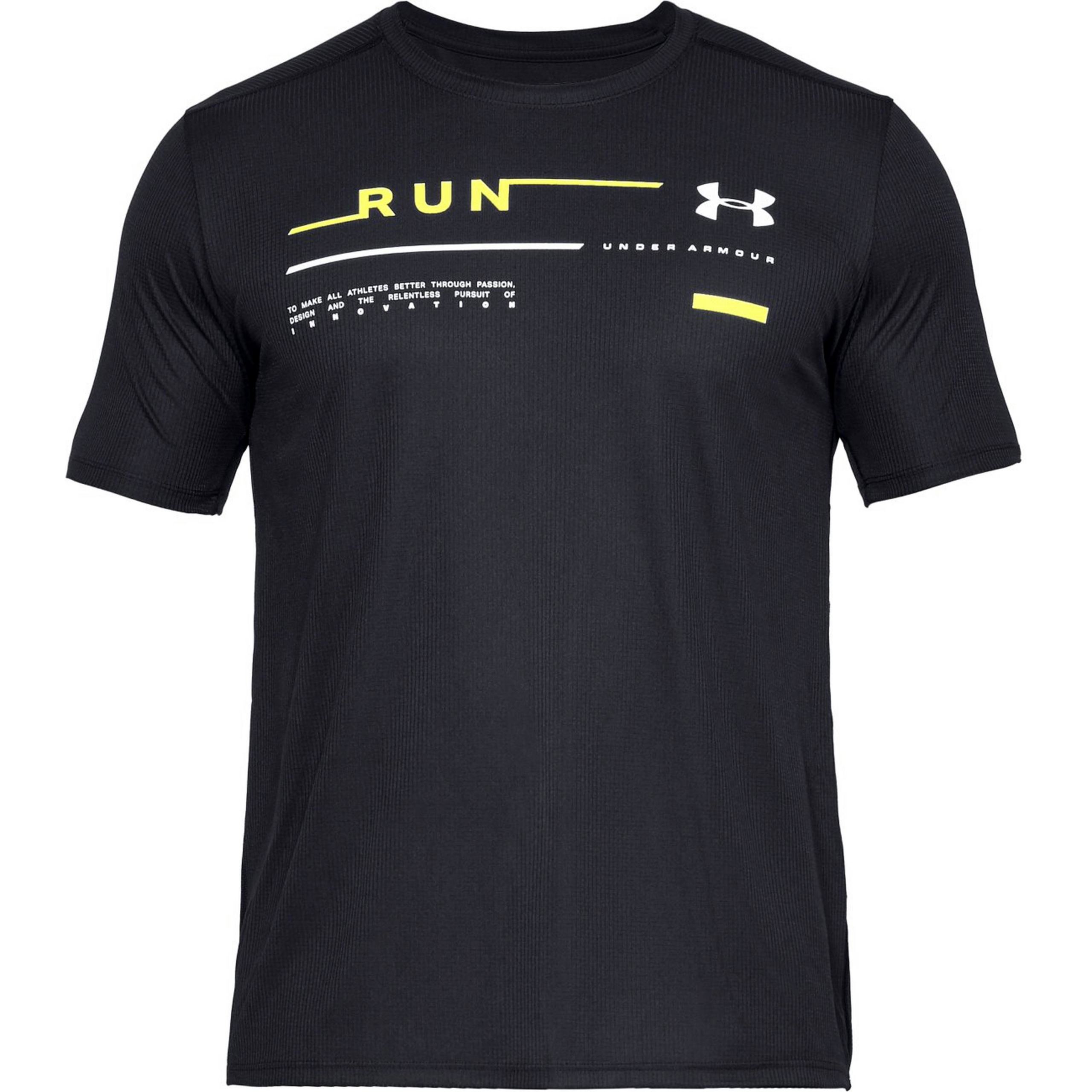 Under Armour RUN GRAPHIC Laufshirt Herren