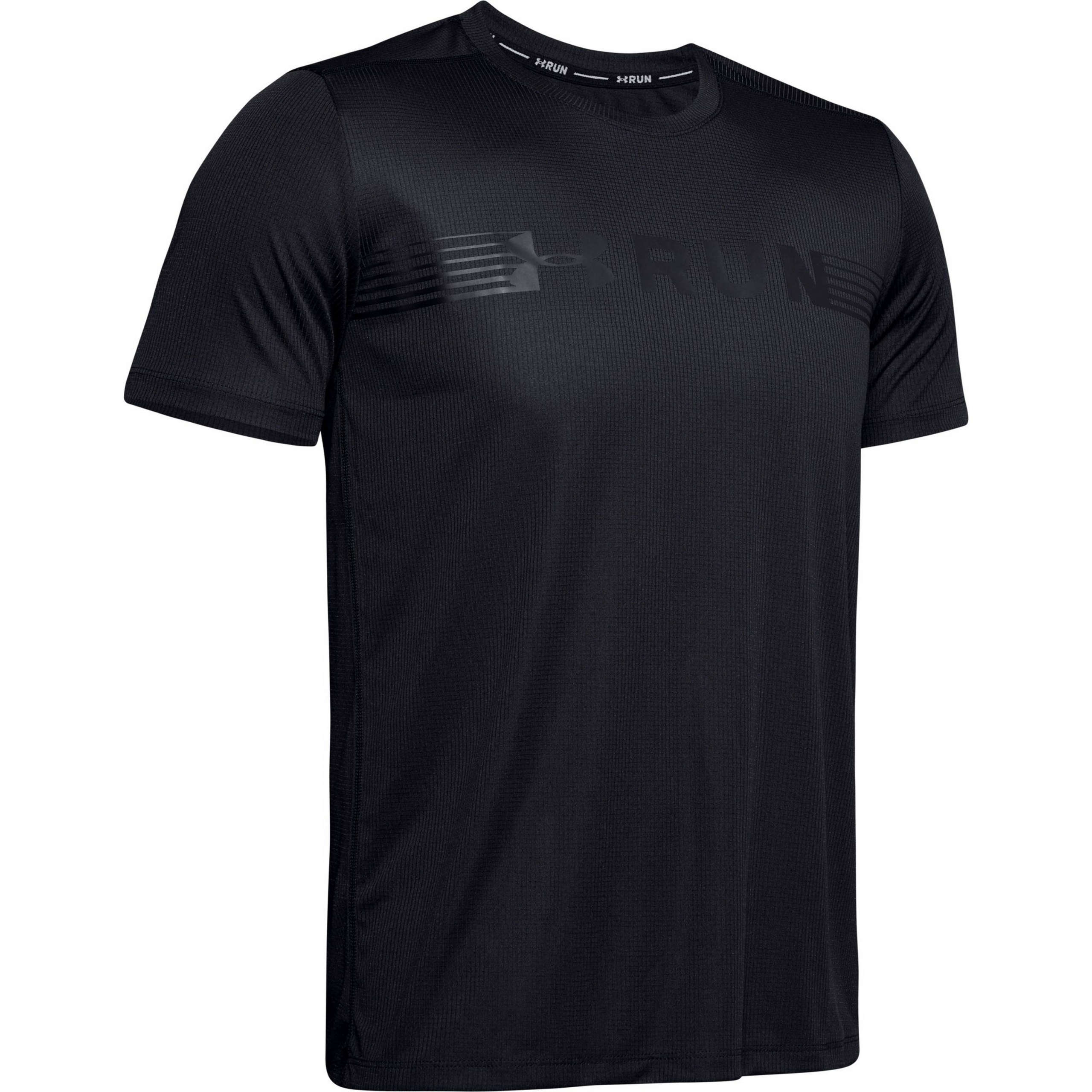Under Armour Run Warped Funktionsshirt Herren