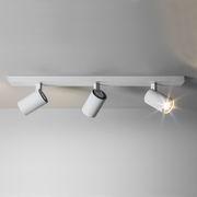 Ascoli Triple Deckenleuchte / Deckenleuchte - 3 drehbare Spots - Astro Lighting - Weiß mattiert