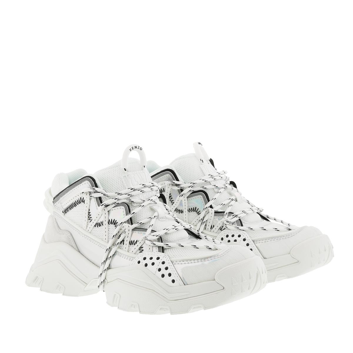 Kenzo Sneakers - Low Top Sneaker White - in weiß - für Damen