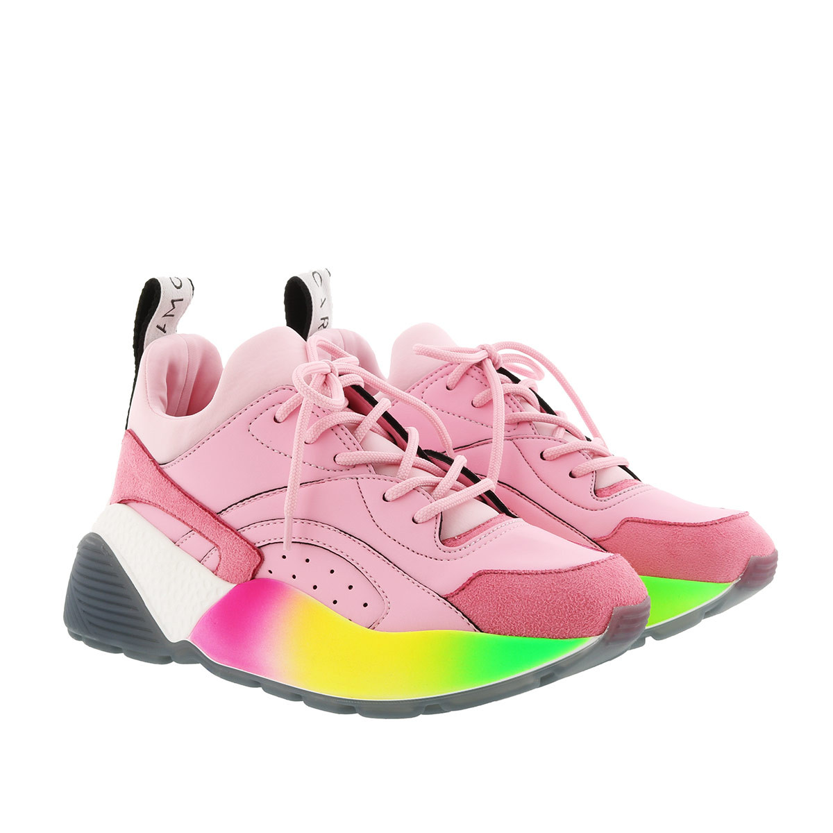 Stella McCartney Sneakers - Eclypse Sneaker Pink - in rosa - für Damen