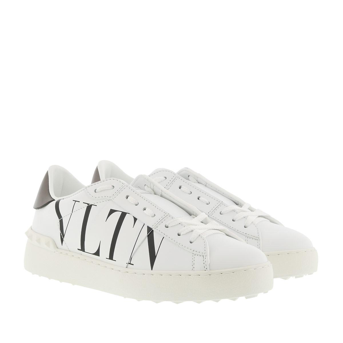 Valentino Sneakers - Valentino Bicolor Sneaker White - in weiß - für Damen