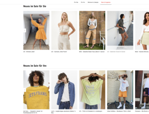 Urban Outfitters online Shop UO