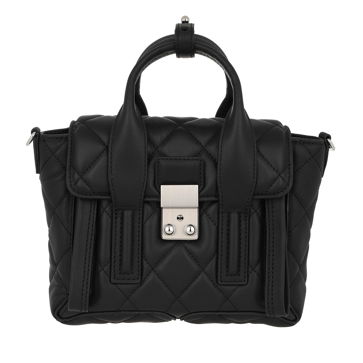 3.1 Phillip Lim Satchel Bag - Pashli Mini Satchel Black - in schwarz - für Damen