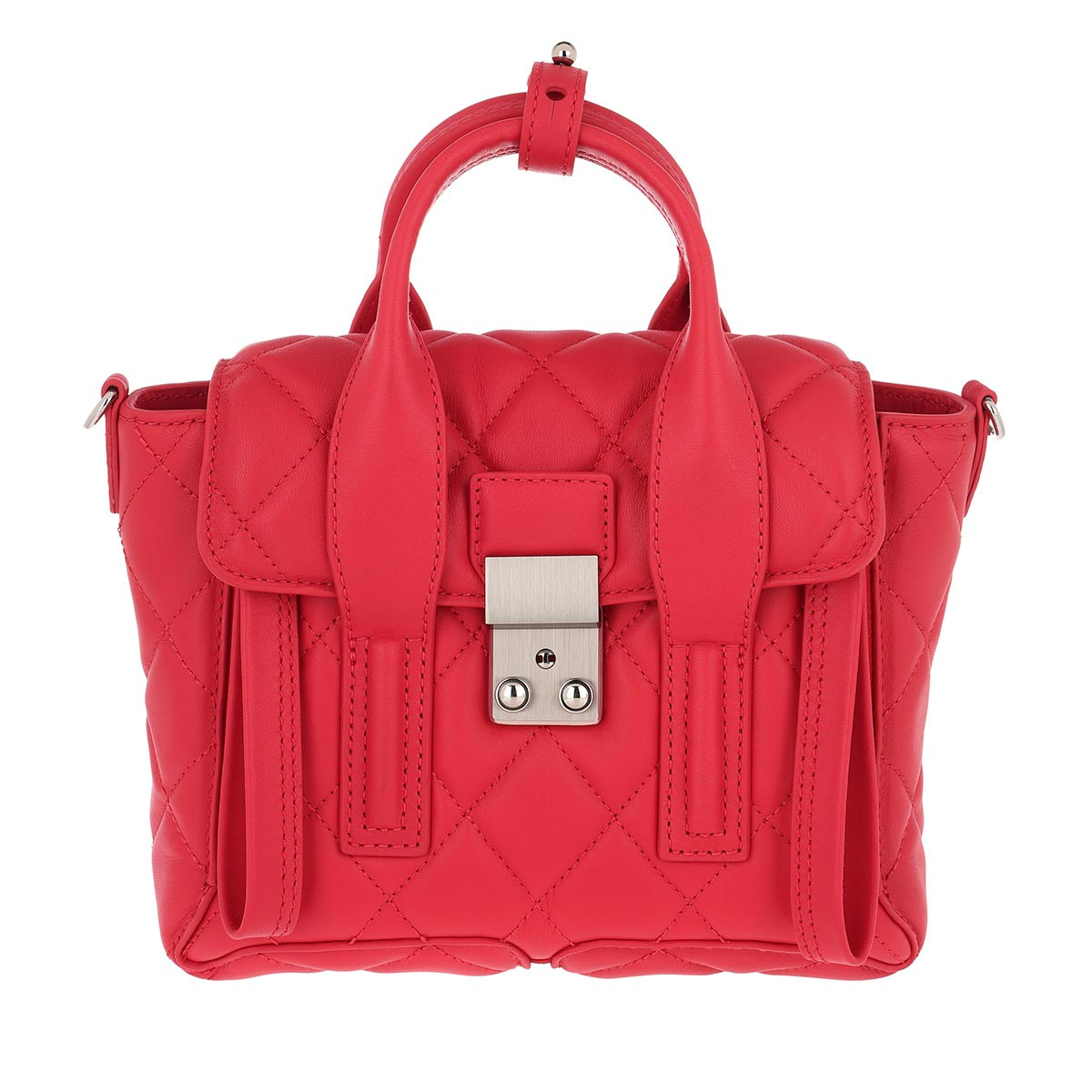 3.1 Phillip Lim Tote - Pashli Mini Satchel Coral - in rot - für Damen