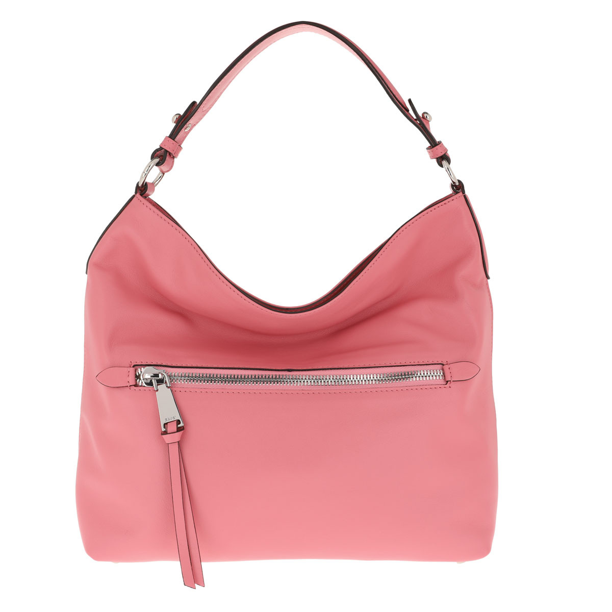 Abro Hobo Bag - Zip Hobo Bag Peony - in pink - für Damen