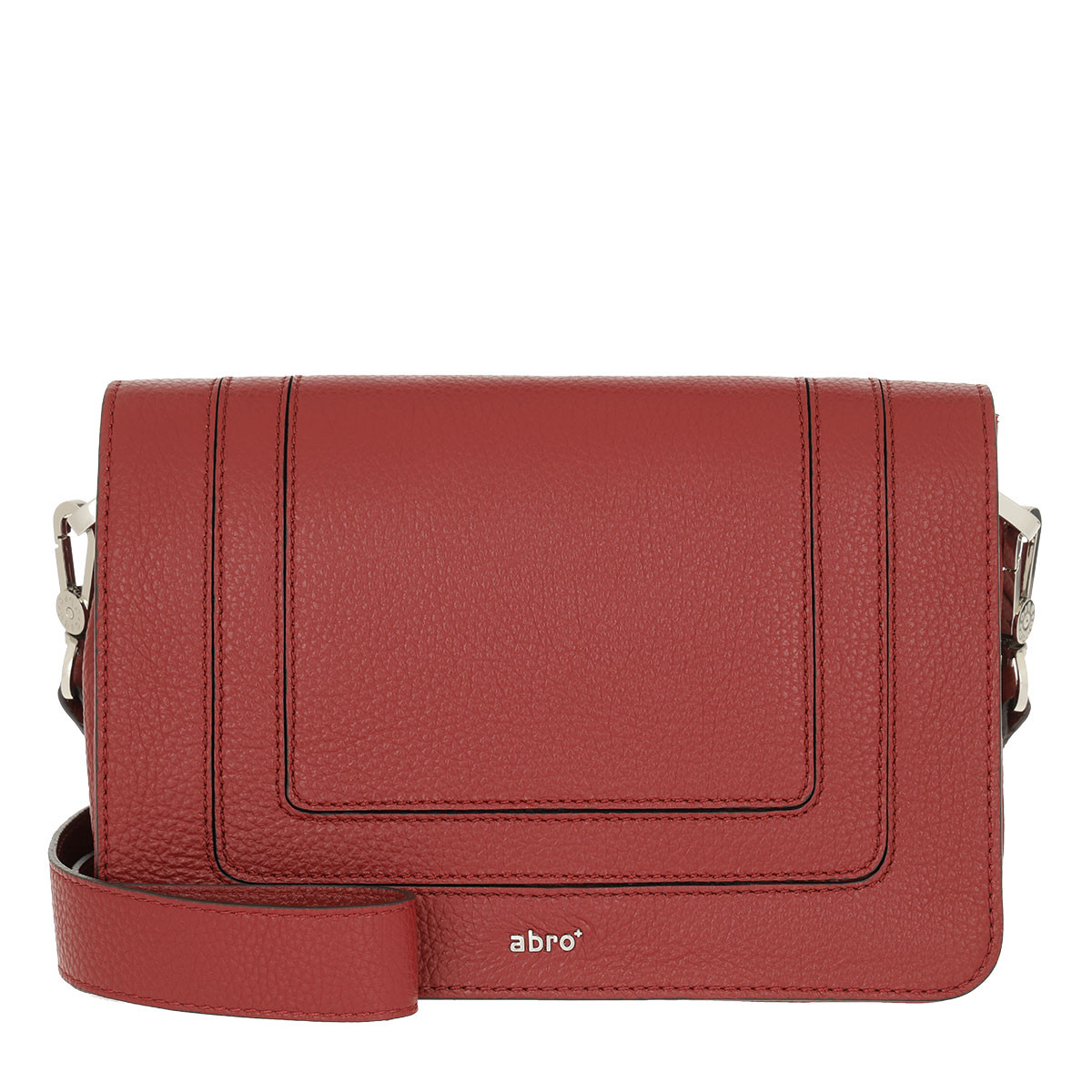 Abro Umhängetasche - Adria Crossbody Bag Ruby - in rot - für Damen