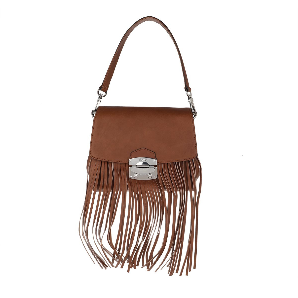 Abro Umhängetasche - Manolete Shoulder Bag Cognac - in cognac - für Damen