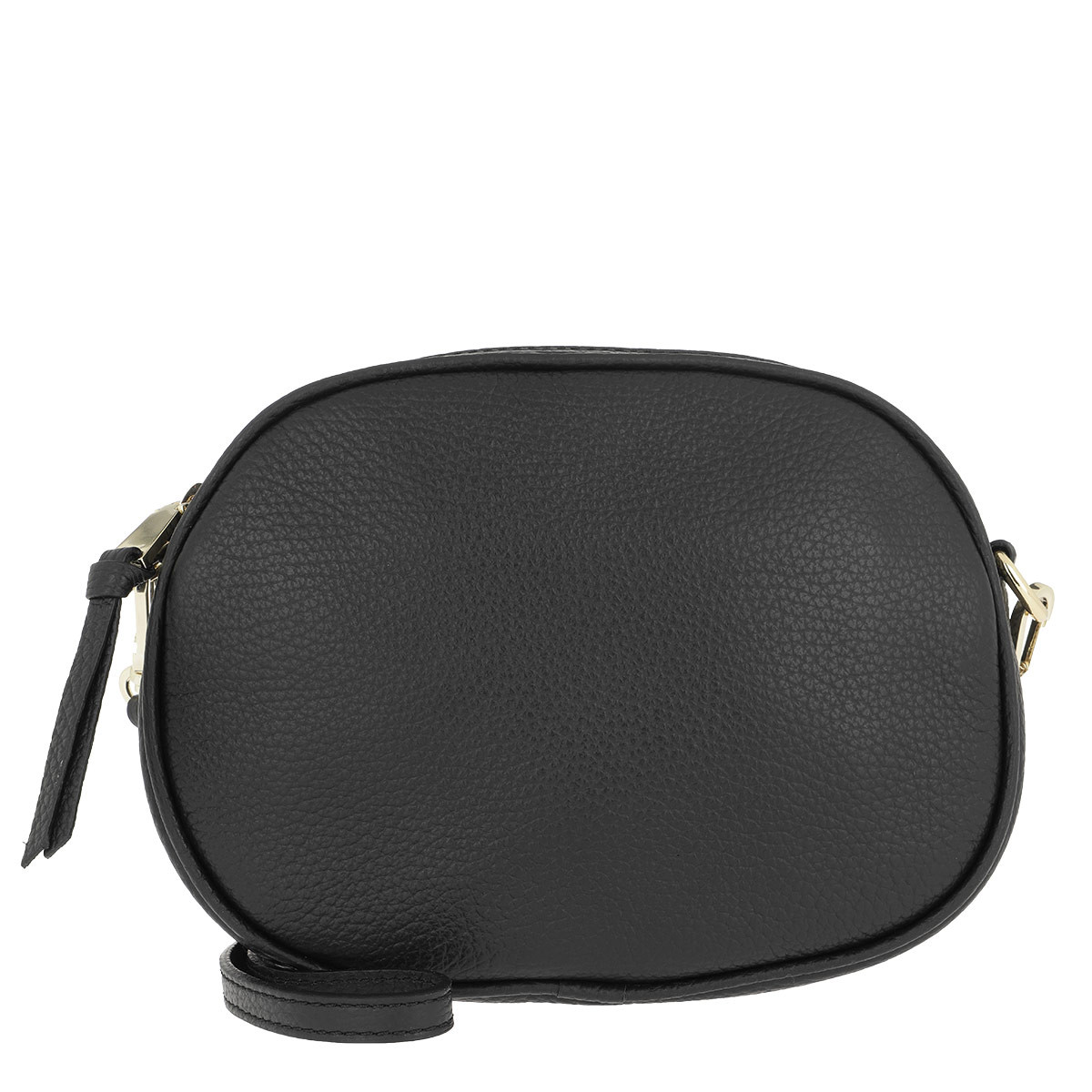 Abro Umhängetasche - Umhängetasche Ay Black - in schwarz - für Damen