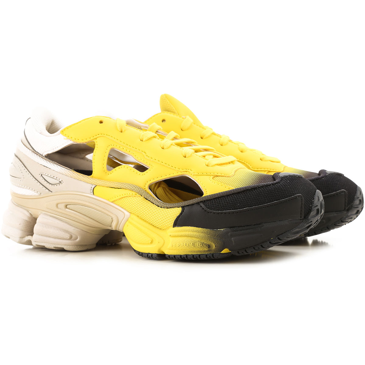 Adidas Sneakers for Men On Sale in Outlet, Yellow, Leather, 2019, US 7.5 - UK 7 - EU 40.5 US 7 - UK 6.5 - EU 40 US 6.5 - UK 6 - EU 39