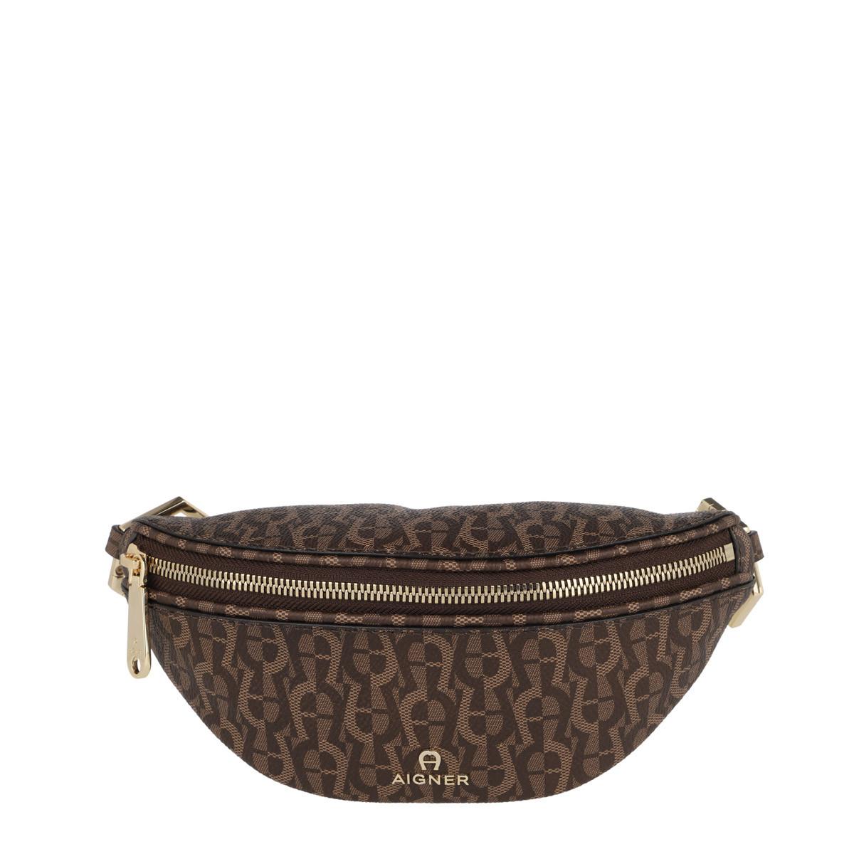 Aigner Gürteltasche - Belt Bag Fashion Fango - in braun - für Damen
