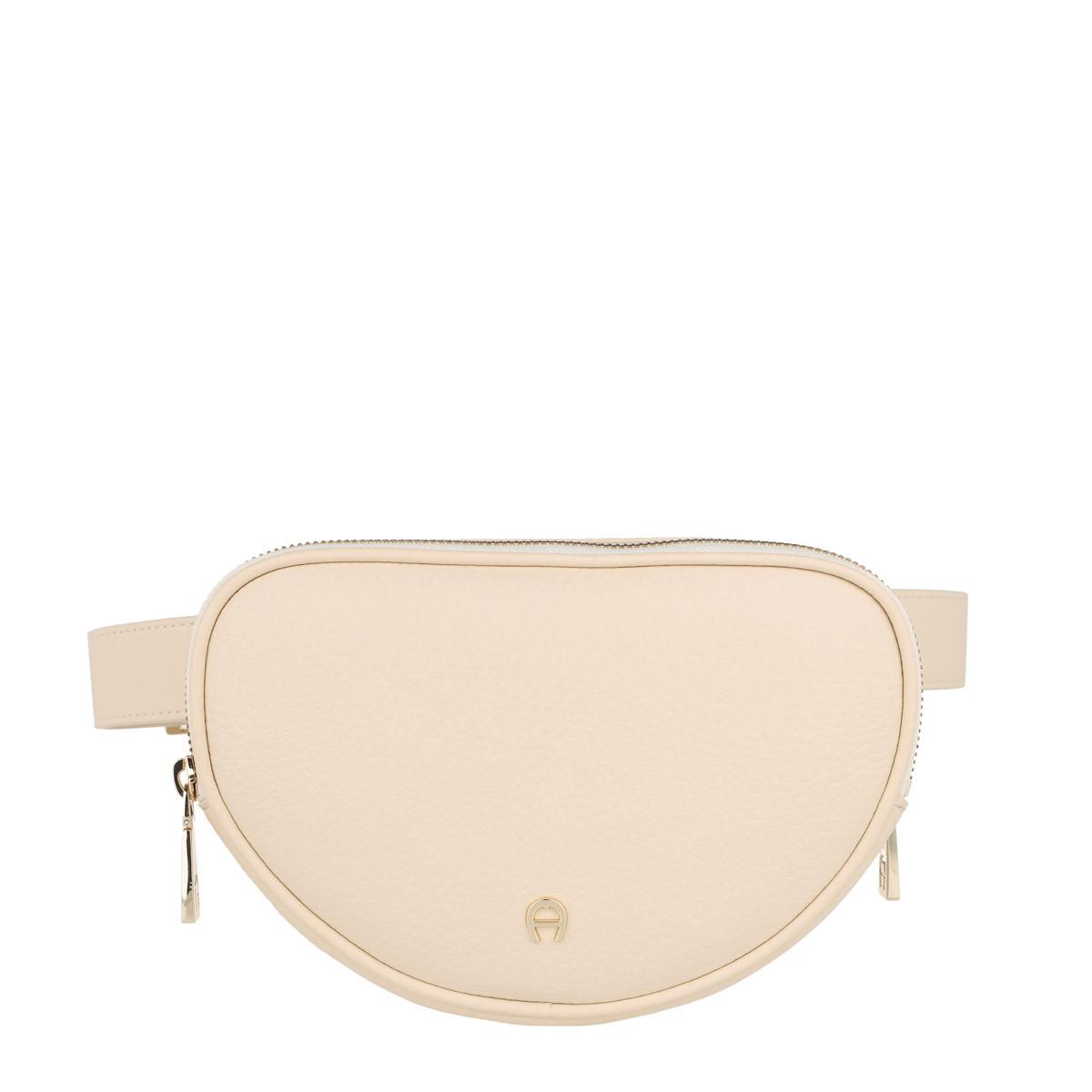 Aigner Gürteltasche - Belt Bag Ivy Antique White - in weiß - für Damen