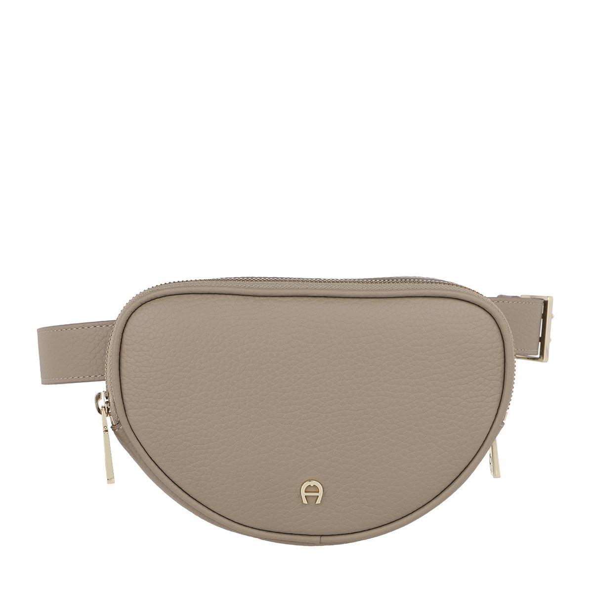 Aigner Gürteltasche - Belt Bag Ivy Feather Grey - in grau - für Damen