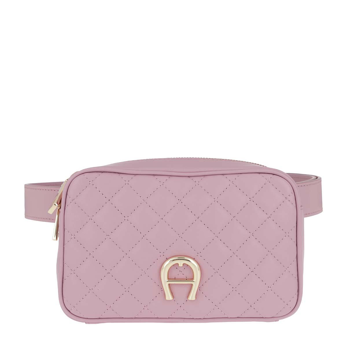 Aigner Gürteltasche - Garda Beltbag Light Mauve - in rosa - für Damen