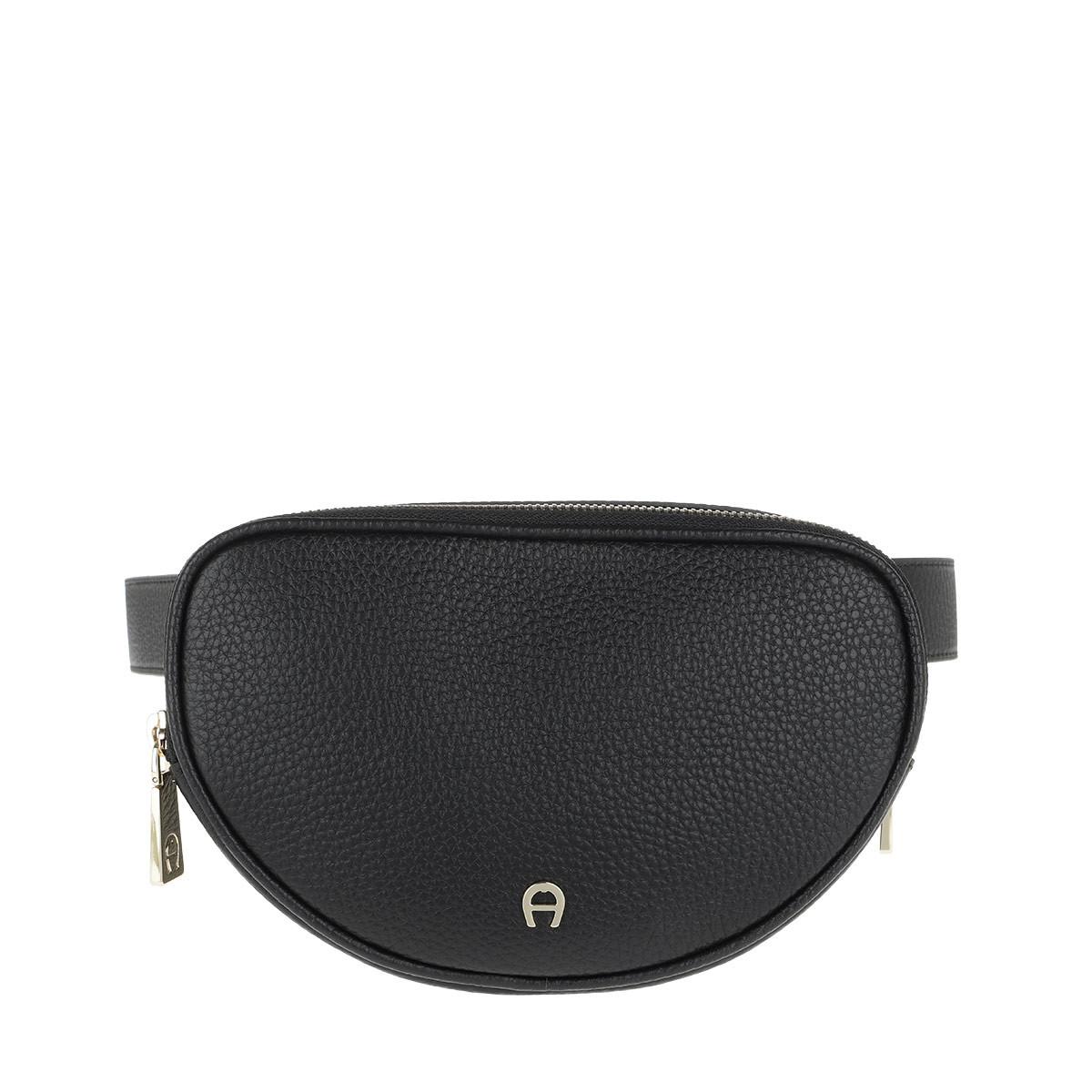 Aigner Gürteltasche - Ivy Beltbag Black - in schwarz - für Damen