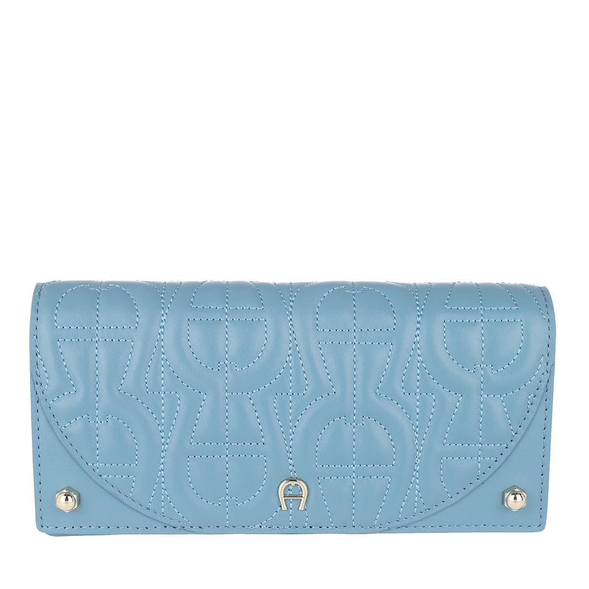 Aigner Portemonnaie - Diadora Wallet Dusk Blue - in blau - für Damen