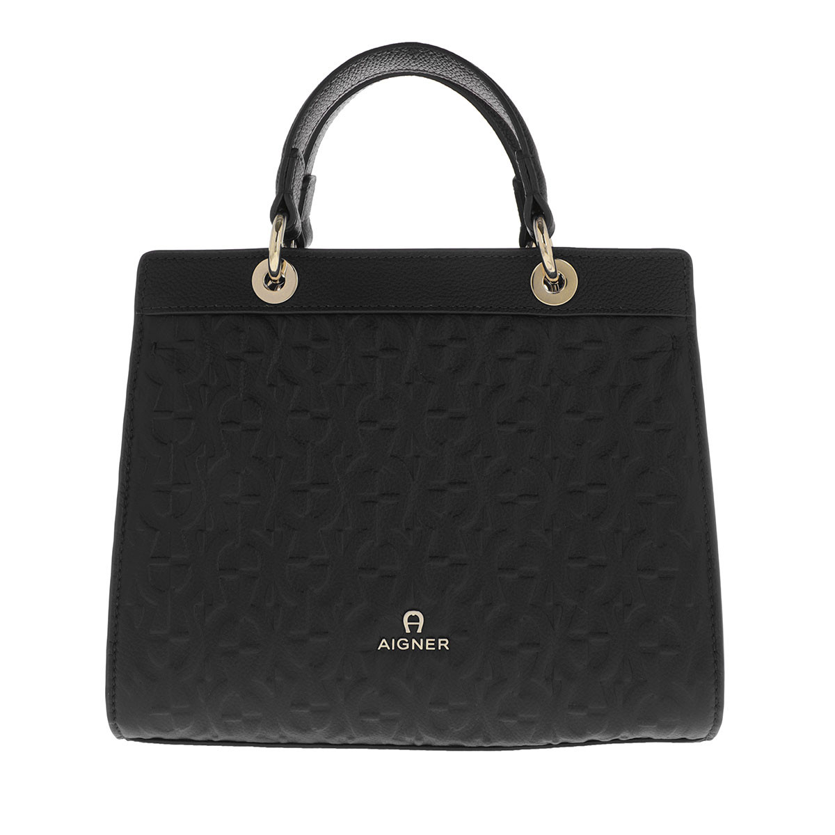 Aigner Tote - Carol Handle Bag Black - in schwarz - für Damen