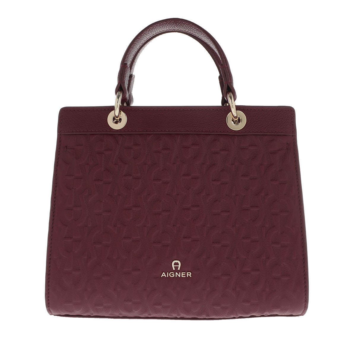 Aigner Tote - Carol Handle Bag Burgundy - in rot - für Damen