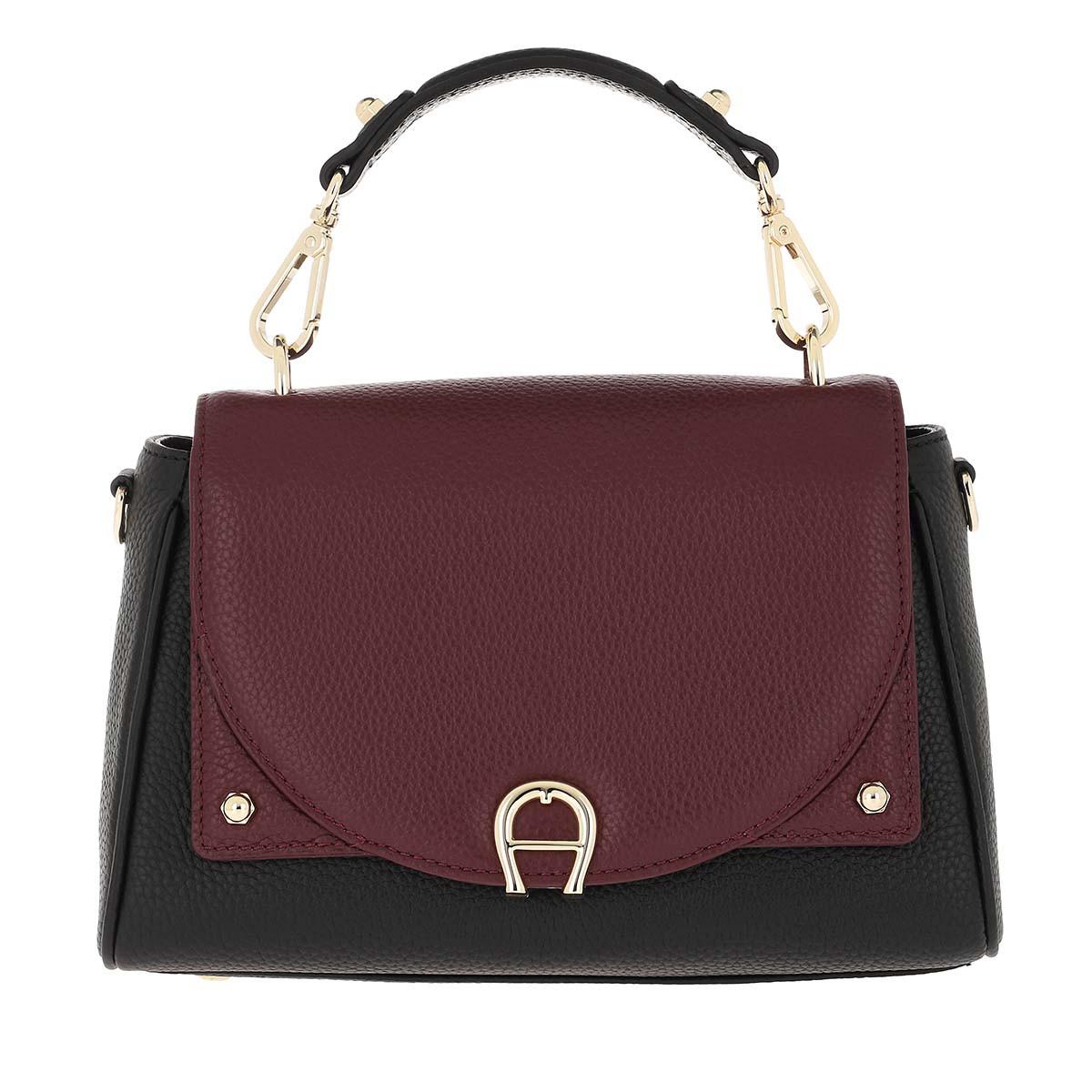 Aigner Tote - Handle Bag Diadora Burgundy - in rot - für Damen