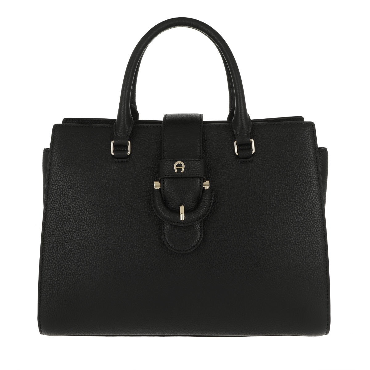 Aigner Umhängetasche - Kira M Handle Bag Black - in schwarz - für Damen