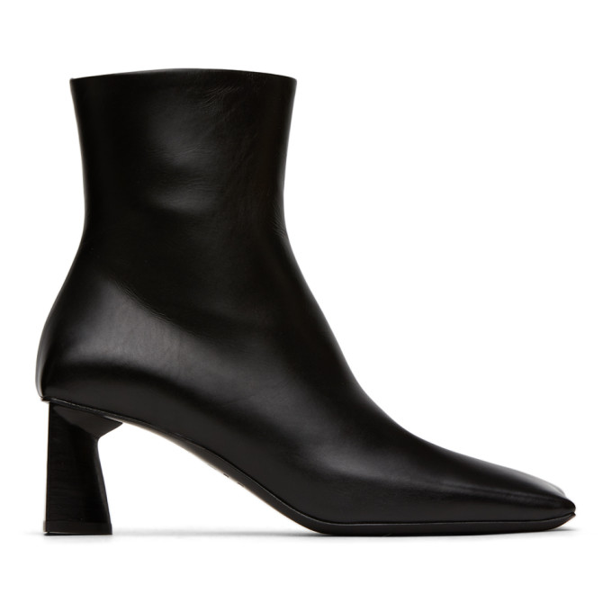 Balenciaga Black Moon Ankle Boots