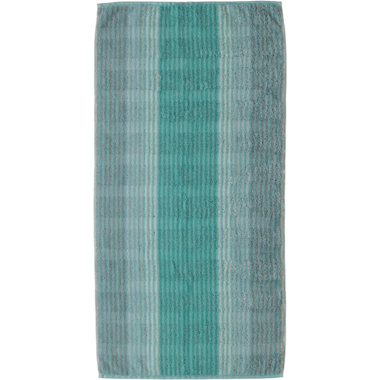 Cawö Noblesse Cashmere Streifen-Handtuch