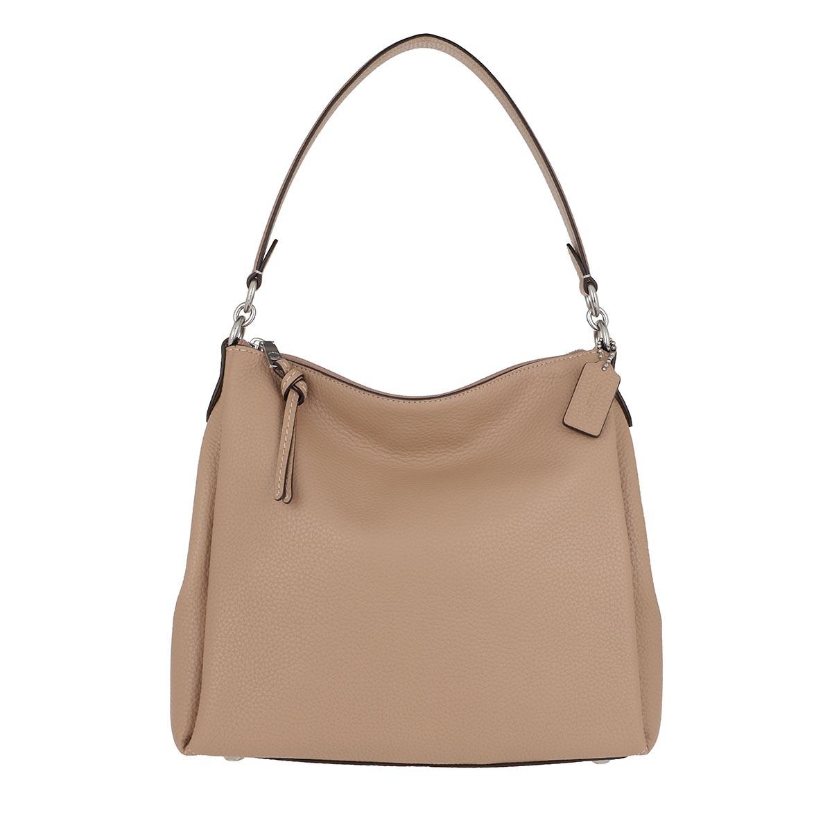 Coach Hobo Bag - Shoulder Bag Taupe - in braun - für Damen