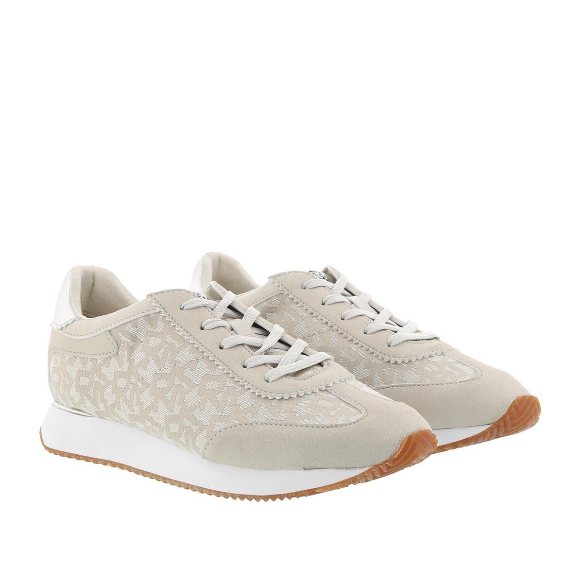 DKNY Sneakers - Arlie Slip On Sneaker Hemp - in beige - für Damen