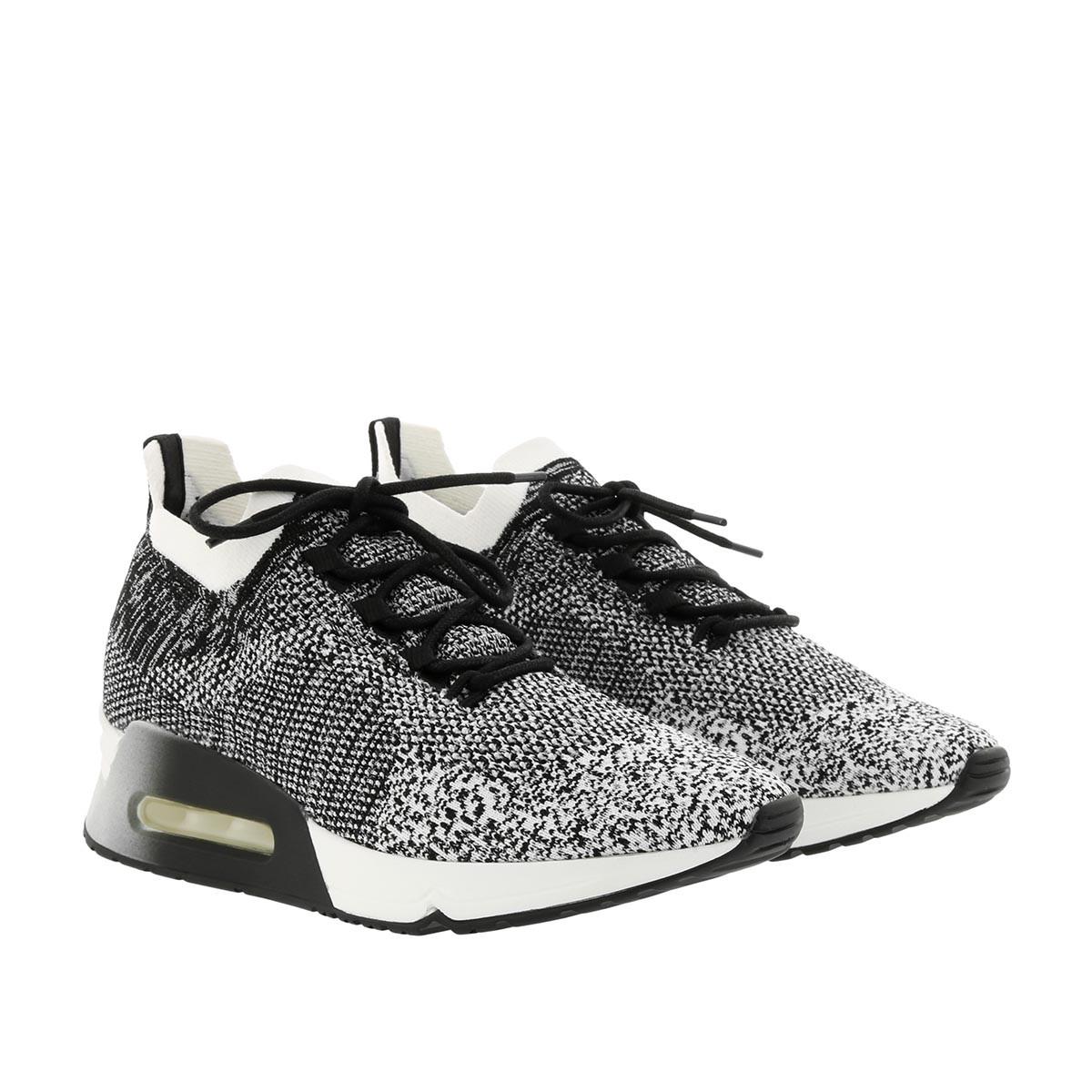 DKNY Sneakers - Ashly Lace Up Sneaker Black/White - in schwarz - für Damen