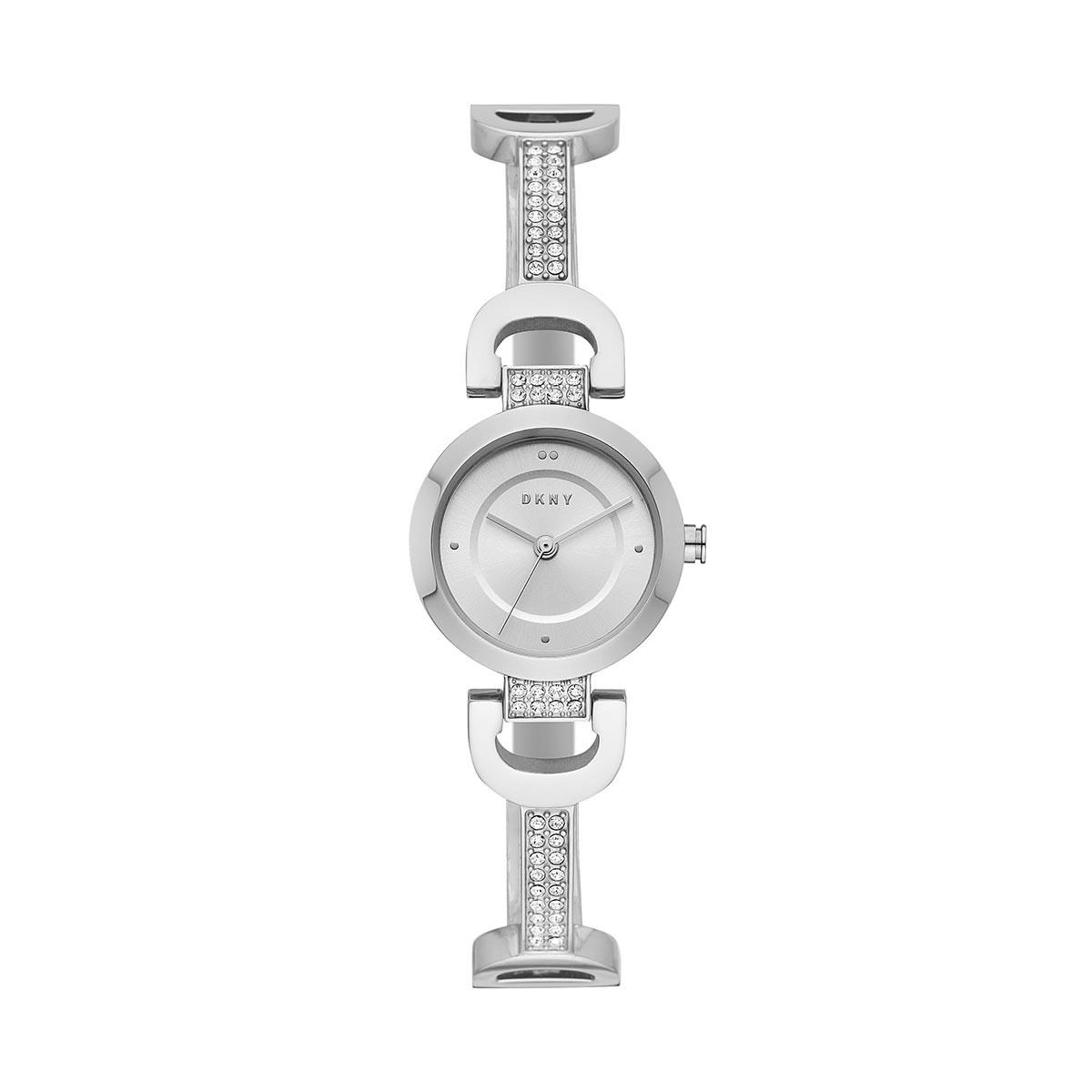 DKNY Uhr - NY2751 City Link Watch Silver - in silber - für Damen