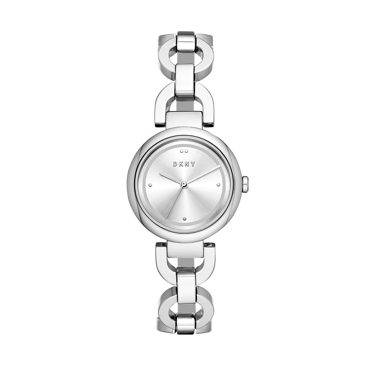 DKNY Uhr - NY2767 Eastside Watch Silver - in silber - für Damen