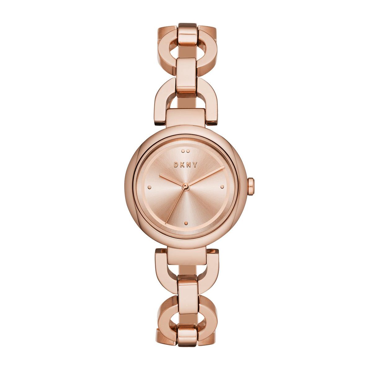 DKNY Uhr - NY2769 Eastside Watch Roségold - in gold - für Damen