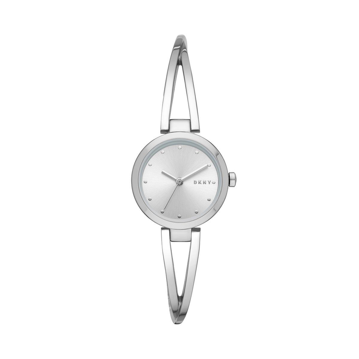 DKNY Uhr - NY2789 Crosswalk Watch Silver - in silber - für Damen