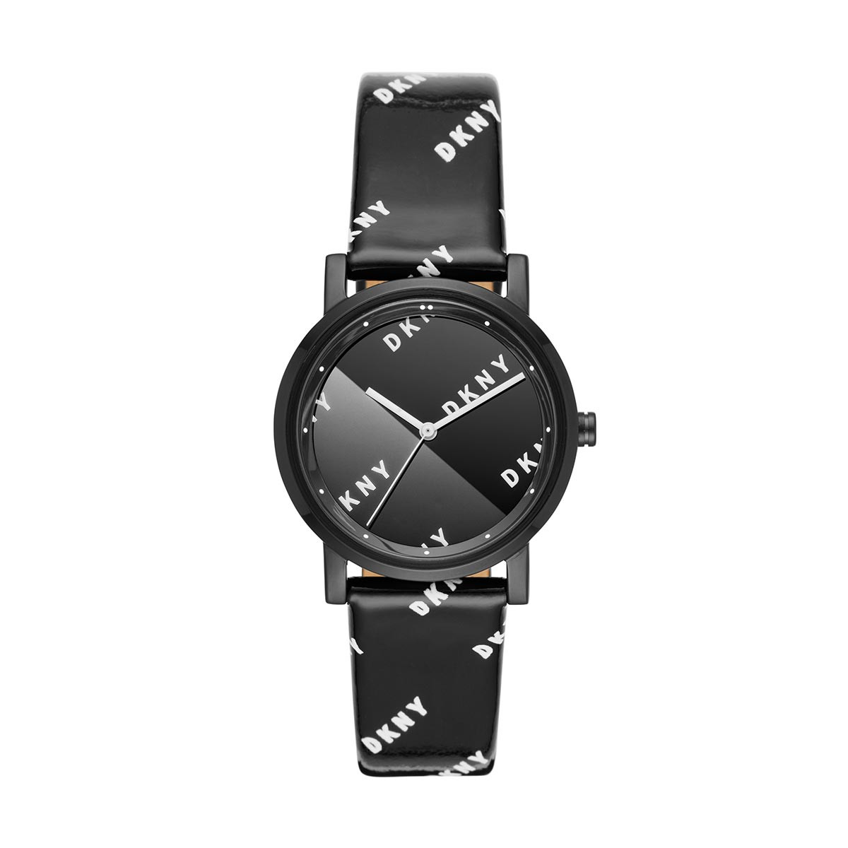DKNY Uhr - NY2805 Soho Watch Black - in schwarz - für Damen