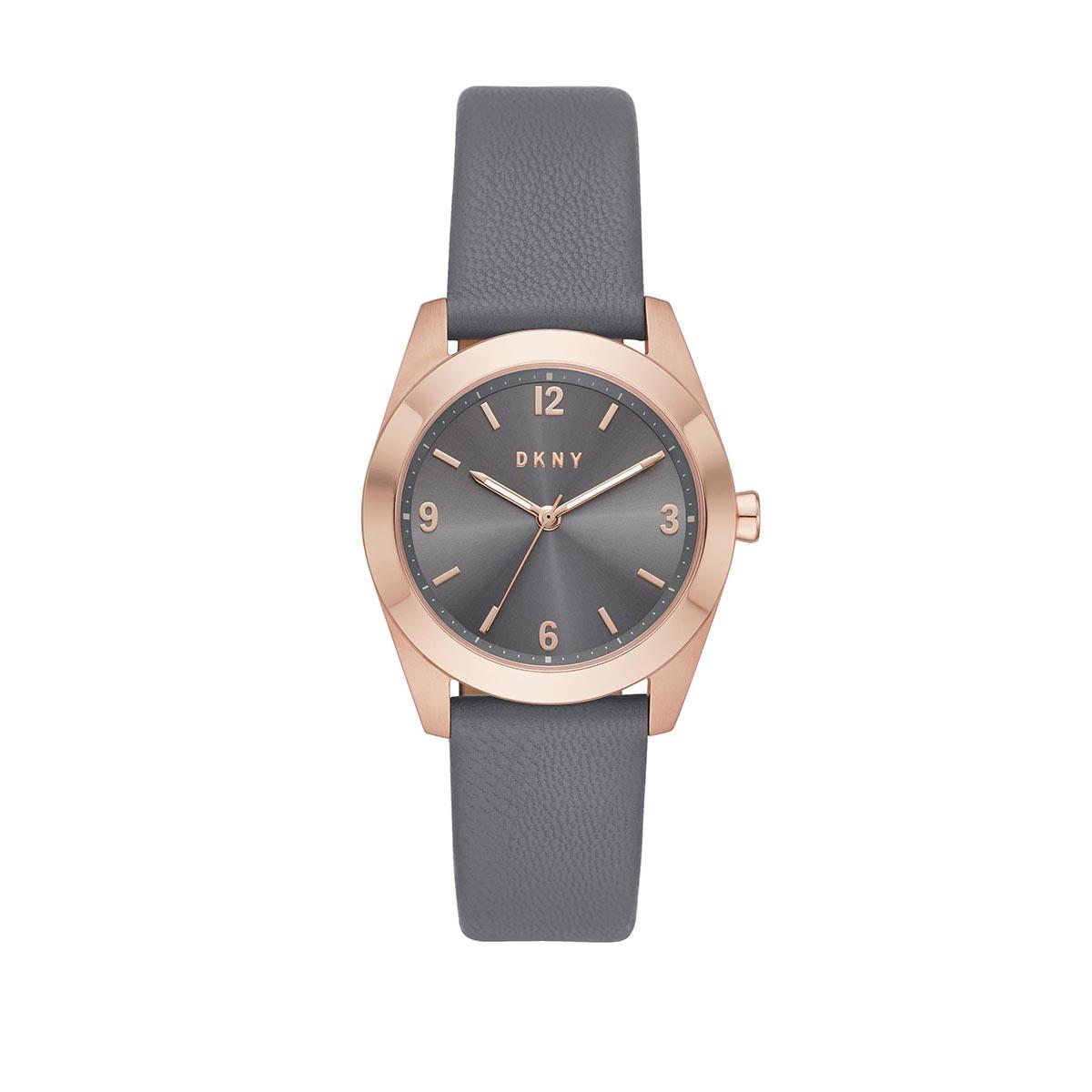 DKNY Uhr - Nolita Watch Rose Gold - in grau - für Damen