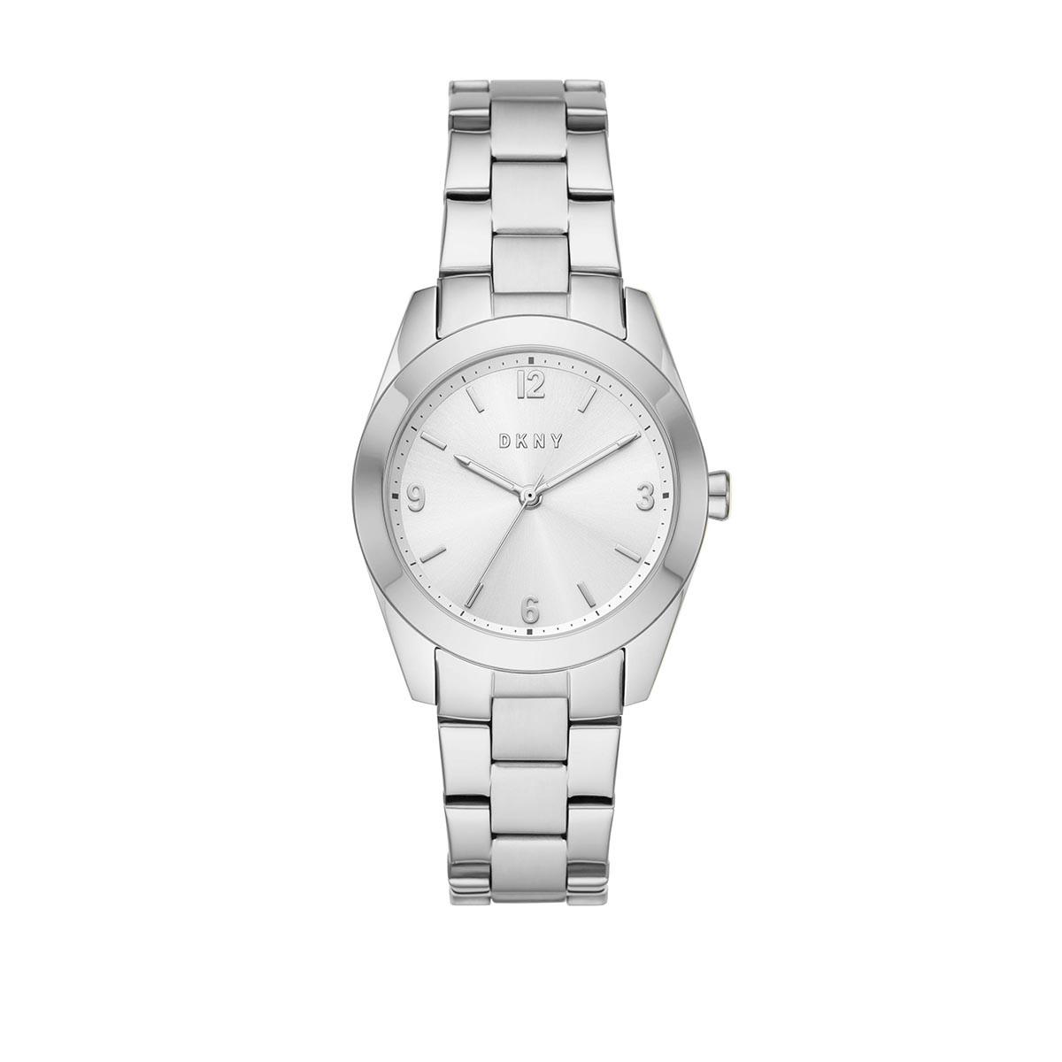 DKNY Uhr - Nolita Watch Silber - in silber - für Damen