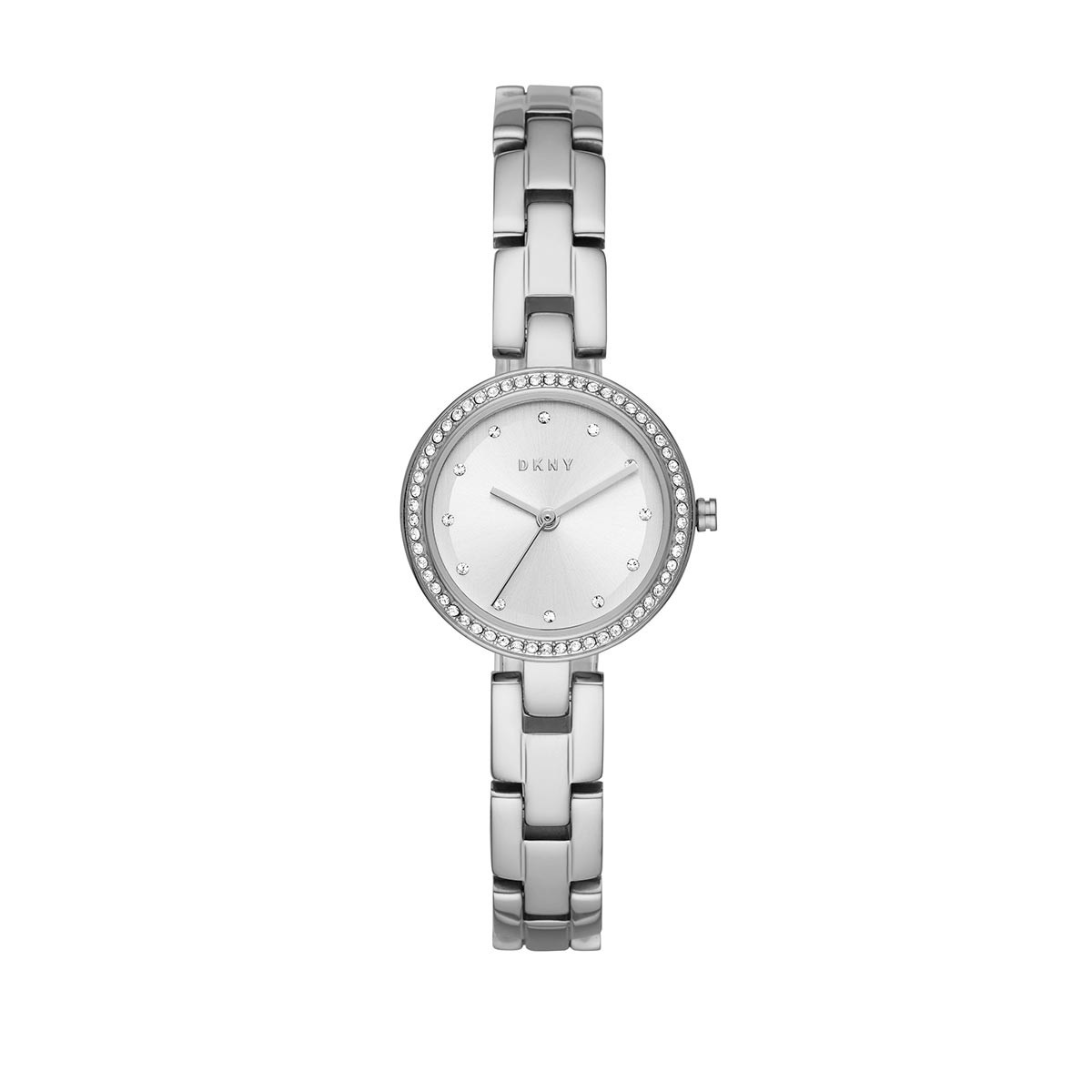 DKNY Uhr - Watch City Link NY2824 Silver - in silber - für Damen