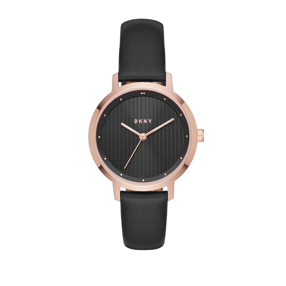 DKNY Uhr - Watch The Modernist NY2641 Roségold - in schwarz - für Damen