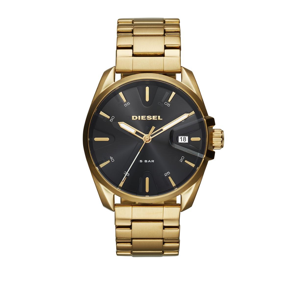 Diesel Uhr - Watch MS9 DZ1865 Gold - in gold - für Damen