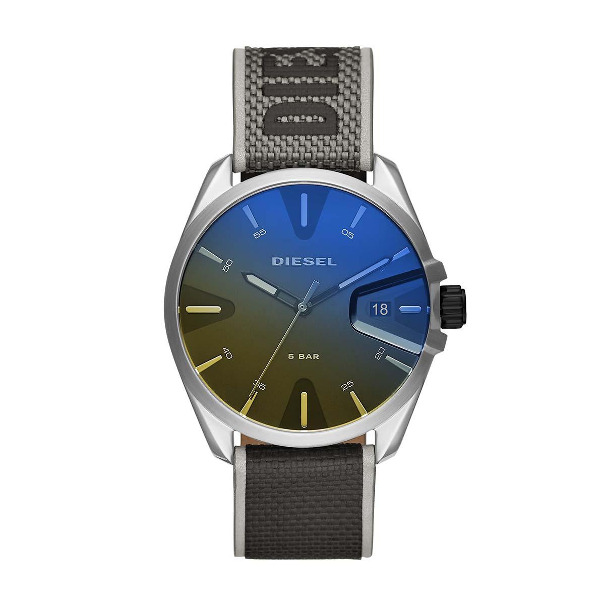 Diesel Uhr - Watch MS9 DZ1902 Silver - in silber - für Damen