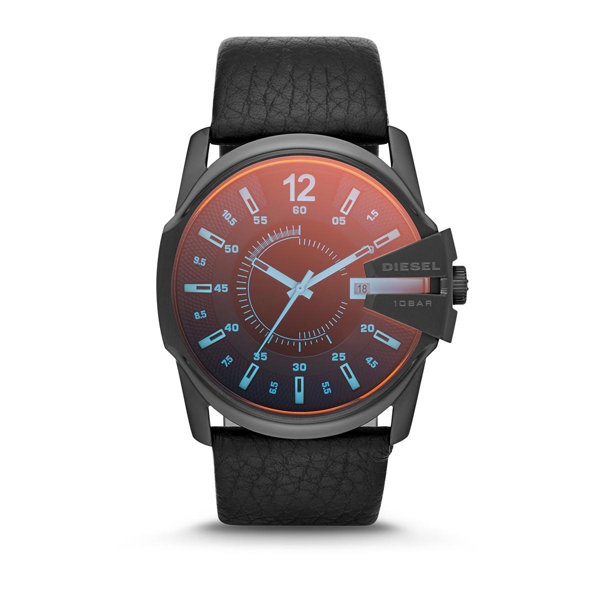 Diesel Uhr - Watch Master Chief DZ1657 Black - in schwarz - für Damen