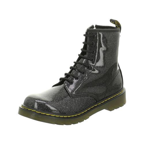 Dr. Martens Boots GLITTER Y, schwarz, EUR 38