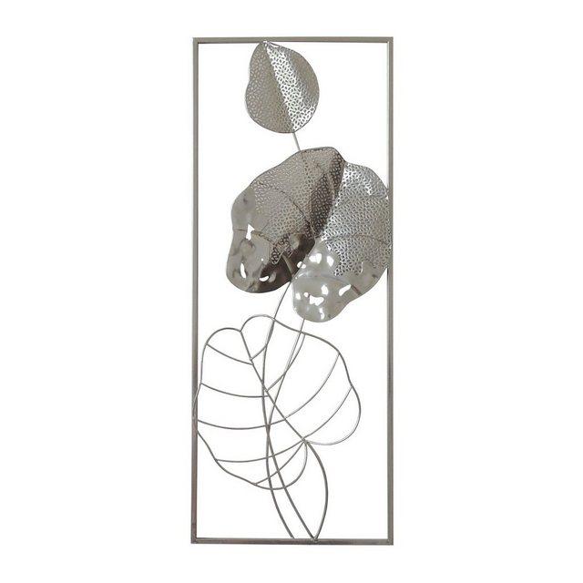 "HTI-Line Wanddekoobjekt ""Wanddeko Silhouette Leaf"" (1 Stück)"