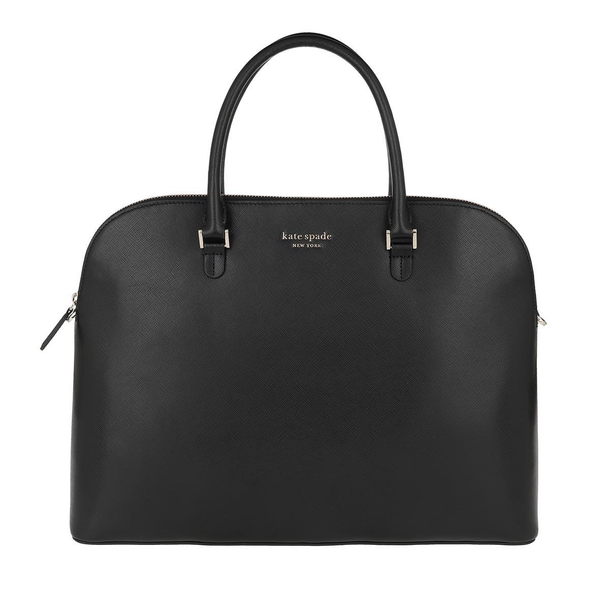 Kate Spade New York Laptoptasche - Spencer Universal Laptop Bag Black - in schwarz - für Damen