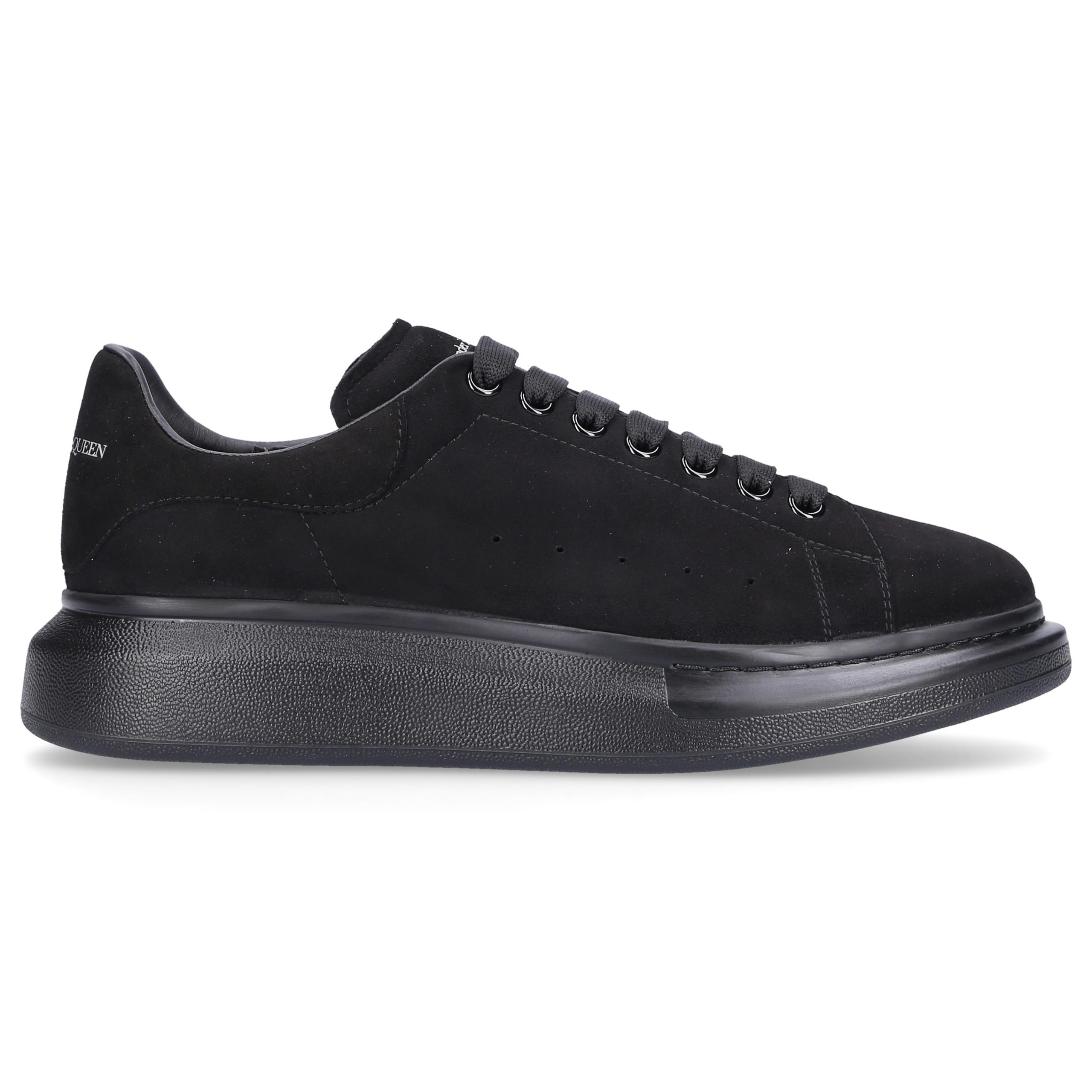 Sneaker low LARRY Wildleder schwarz