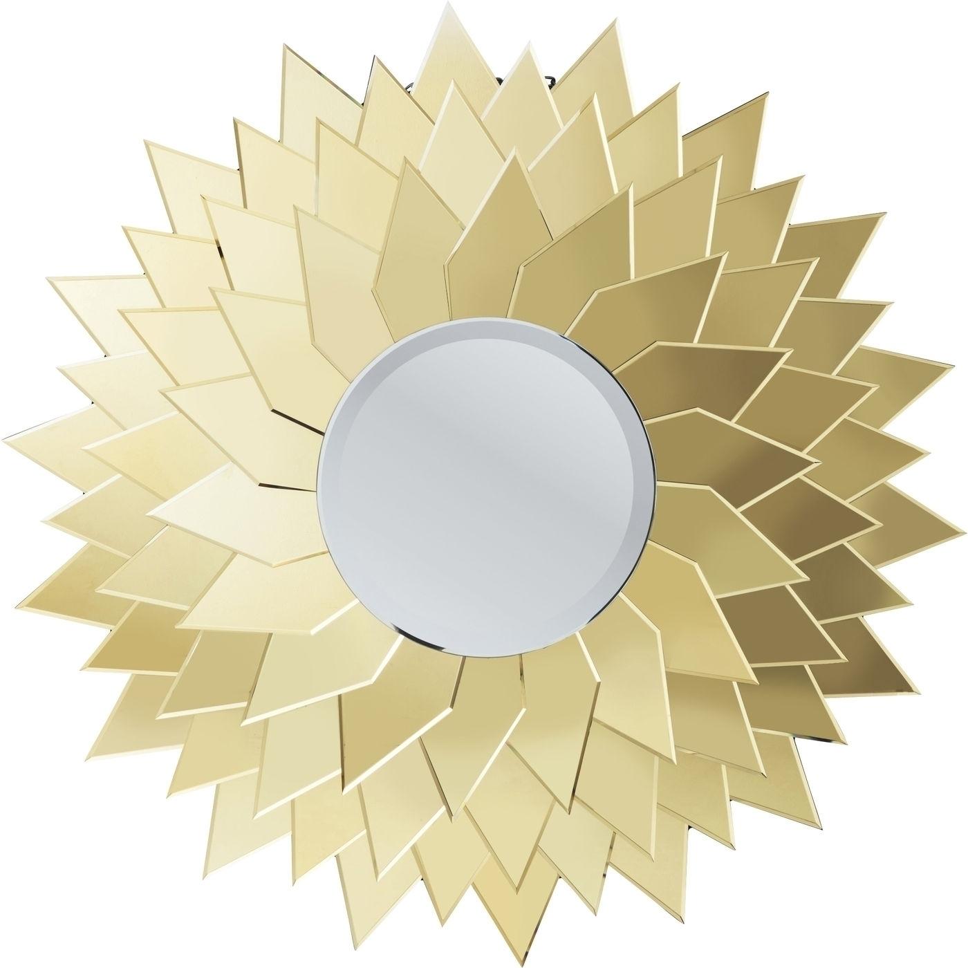 Spiegel Sunflower rund Ø120cm